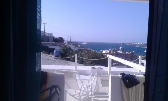 Hotel Eva: The Room Terrace