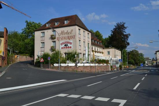 Hotels In Gemunden Am Main Deutschland