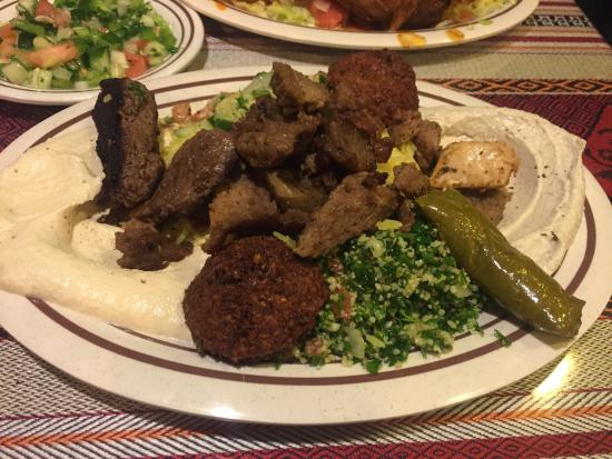 Jerusalem Restaurant Picture