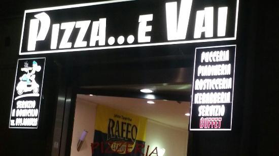 Pizza...e vai