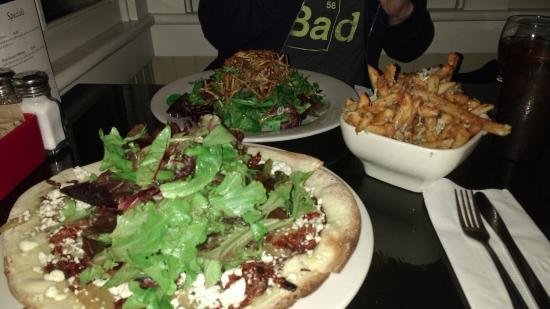 Slice of Life : Pizza and Truffle Fries