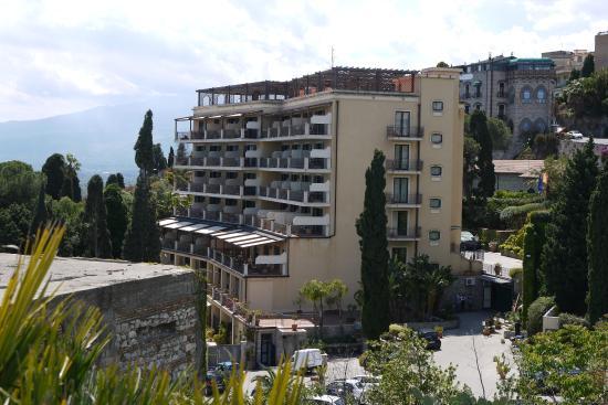 Grand Hotel San Pietro Taormina Tripadvisor