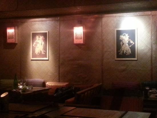 Bali Bar Restaurant Trastevere Rome