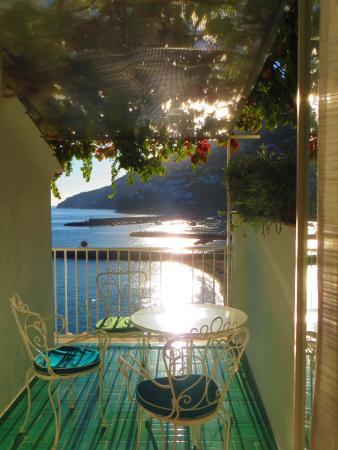 Hotel Marina Riviera: Terrazzino