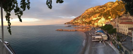 Hotel Marina Riviera: Panorama