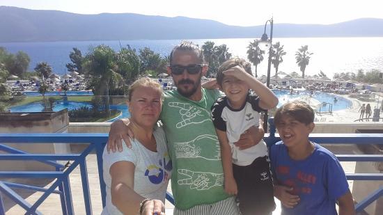 Bodrum Holiday Resort & Spa: oteller