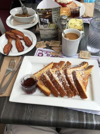 pancakes - Picture of Beach Plum Kitchen, Carlsbad - TripAdvisor
