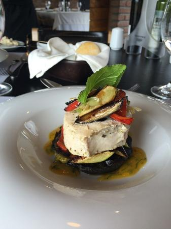 Miguel Torres Wine Restaurant: Albacora