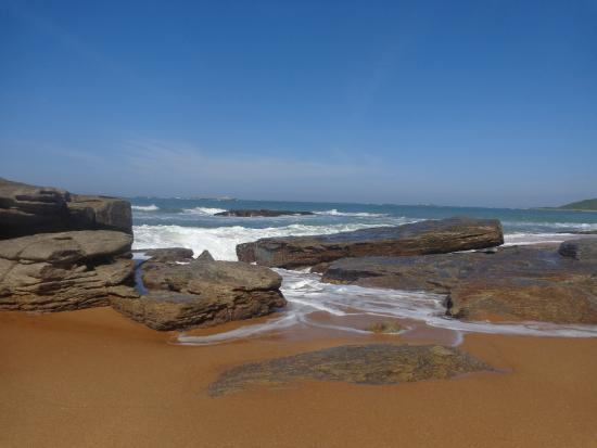 Mar do Norte Beach: Olhe só que visual!!!