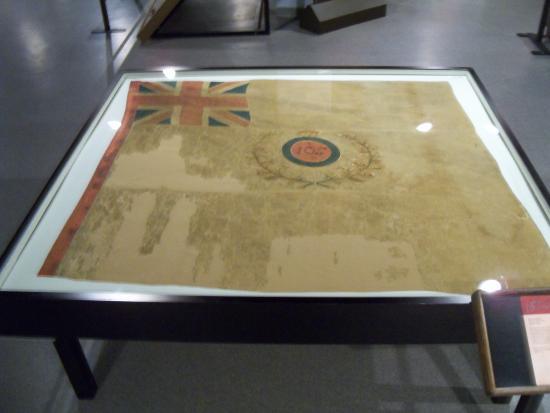 New Brunswick Museum: military