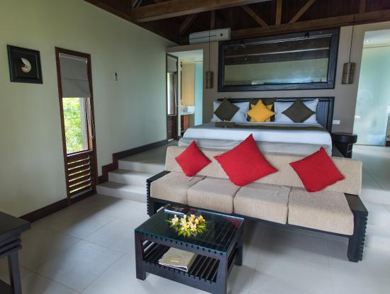 Tambua Sands: For a relaxing romantic retreat .. book one of our two suites...