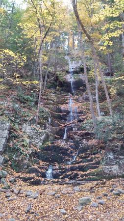 Layton, Нью-Джерси: Buttermilk Falls