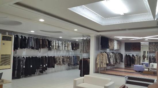 JP Milano Furs