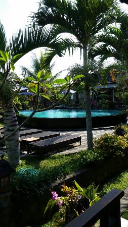 Sugars Villas: Quiet and private Villas just north of Ubud. We were treated like family. Loved it.