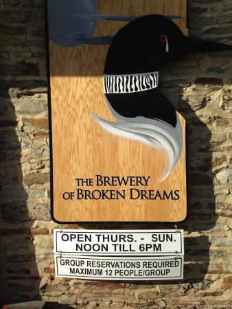 The Brewery of Broken Dreams