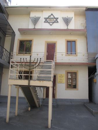 Mordechai Navi Synagogue
