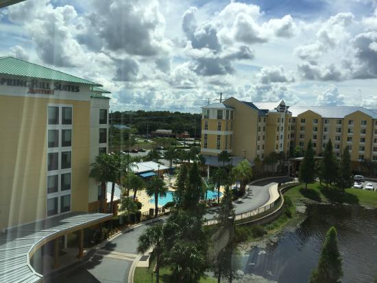Picture Of Springhill Suites Orlando At Seaworldr Orlando Tripadvisor