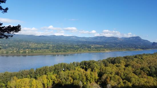 Hood River, OR: View from the top
