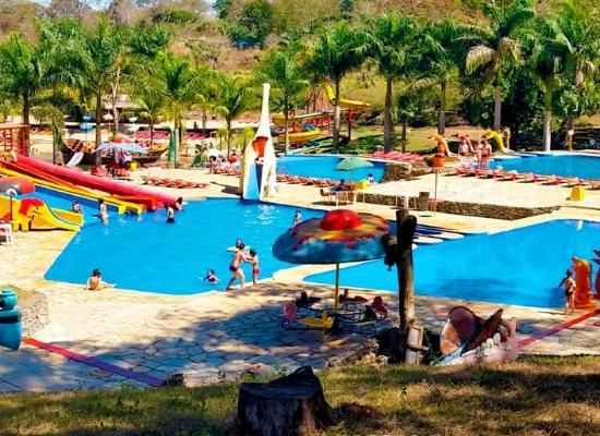 O Goiânia Park Resorts