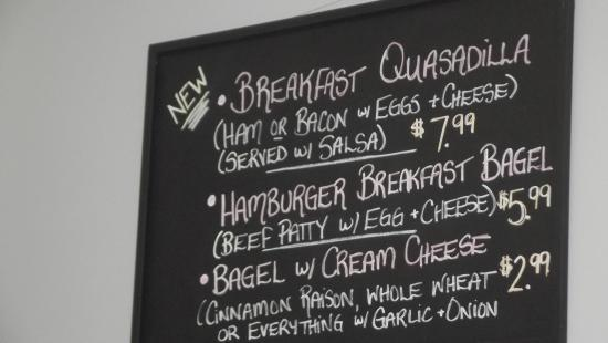 Callander, Kanada: Additional Breakfast Items