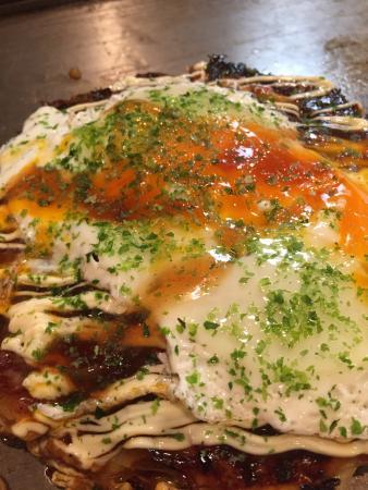 Okonomiyaki Teppanyaki Jijibaba