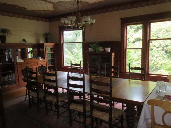 Calderwood Inn: Dining Room for breakfast