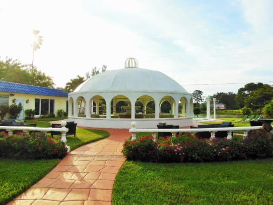 Days Inn Fort Myers Springs Resort : Sulphur spring