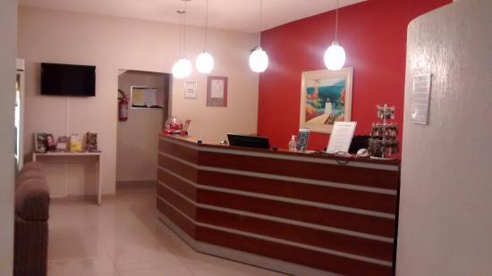 Hotel Cassino Iguassu Falls: Recepção