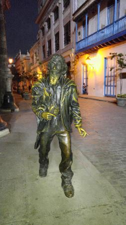 Monument of the Street Person