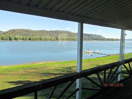 Welch's Riverside Restaurant: View