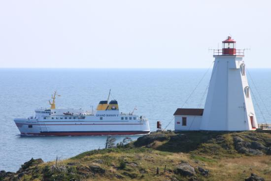 Swallowtail Lighthouse, Grand Manan NB