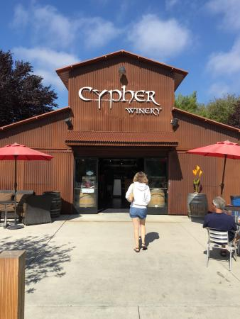 ‪Cypher Winery‬
