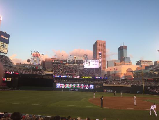 view - Picture of Target Field, Minneapolis - TripAdvisor