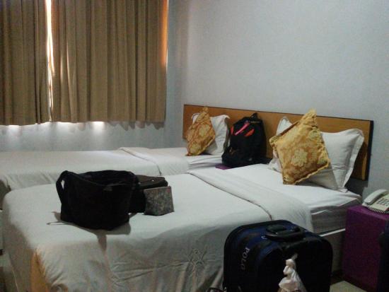 A Residence Kuta: Kamar Superior - Twin Bed