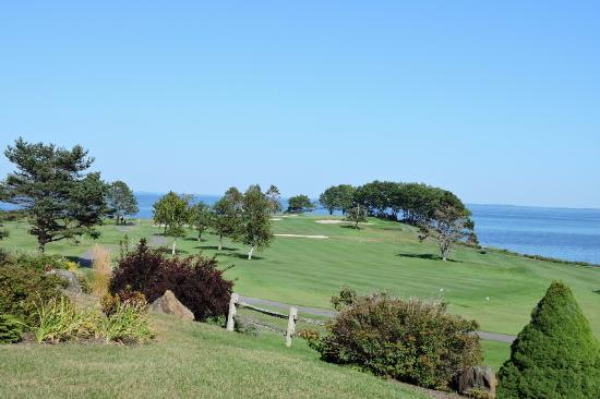 Rockport, ME: Golf hole