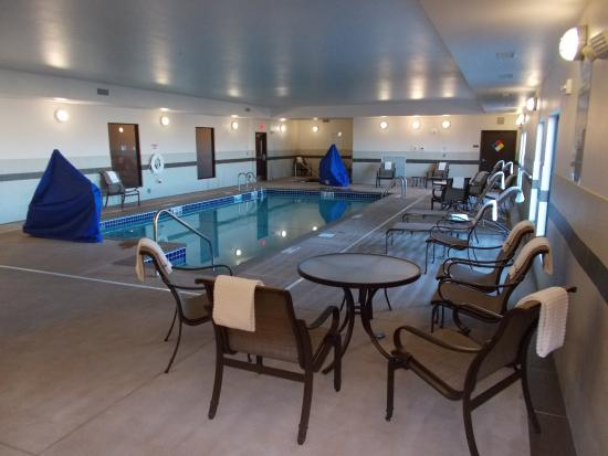 Best Western Plus Casper Inn & Suites: Indoor pool area