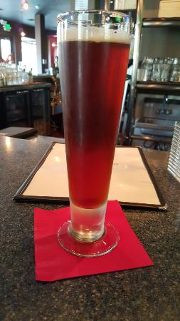 Beaver Creek Chophouse: Nice cold beer