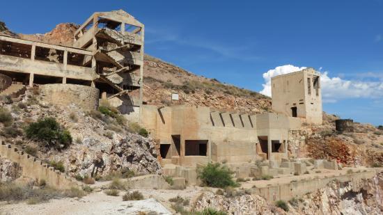 Rodalquilar Gold Mine