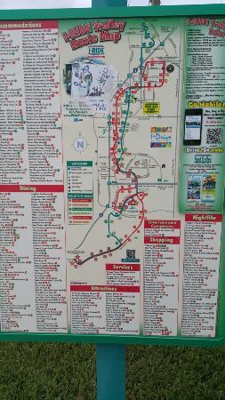 Kissimmee, FL: Shuttle Route