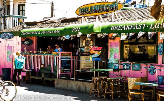 Baja Beach Cafe San Diego Ca