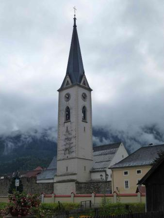 Gmund, Austria: The Parish Church