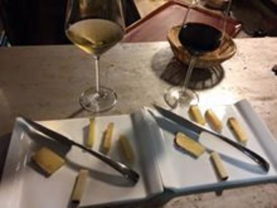 Cave du Taurobole : fromages