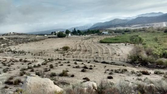 Meling Ranch: Vista de lejos del Rancho