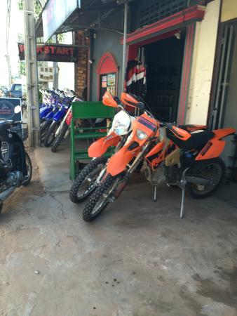 Kickstart Bikes - Picture of Kickstart Dirt Bike Adventures