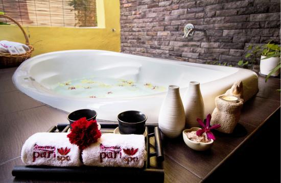 Hotel Puri: Puri Spa