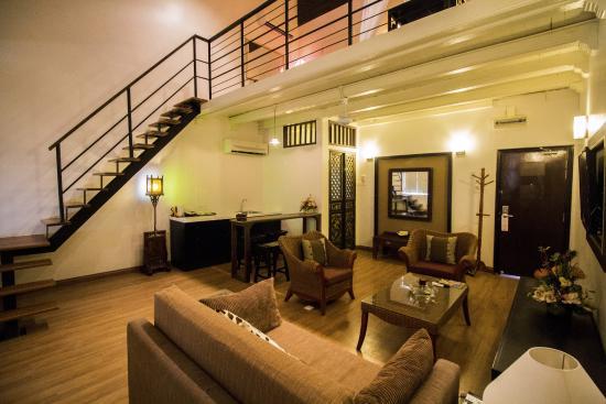 Hotel Puri: Heliconia Suite
