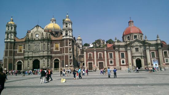 Basilika Santa Maria Guadalupe - Foto Basilica de Santa Maria de Guadalupe,  Mexico City - Tripadvisor