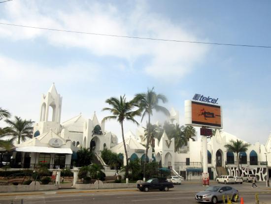 Valentino's & the Fiestaland Complex: Valentino's and the Fiestaland Complex, Mazatlan, Sinaloa, Mexico