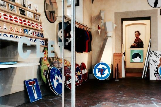 Clet's Studio