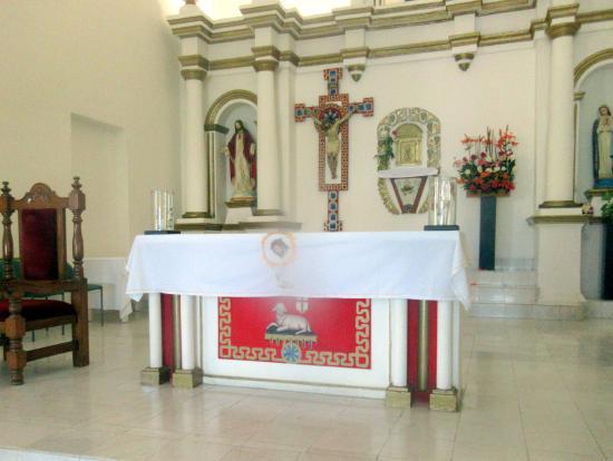 Mission of San Jose del Cabo Church: Mission of San Jose del Cabo, Los Cabos, Mexico
